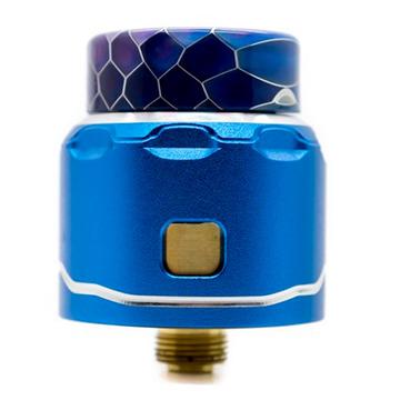 Dripper Asmodus C4 LP RDA bleu
