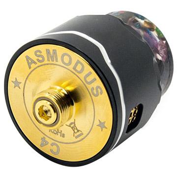 Reconstructible Asmodus C4 LP RDA connectique 510