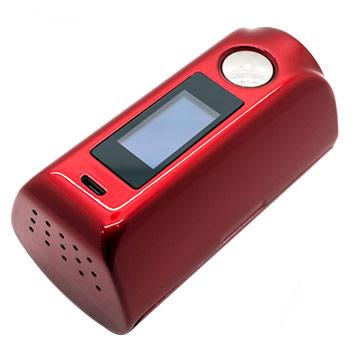 Mod box Asmodus Minikin 2 rouge vernis haute résistance