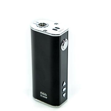 Box Mod Eleaf iStick 40W noire avec contrôle de la température