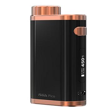 Batterie ModBox Eleaf Pico Noire et Bronze