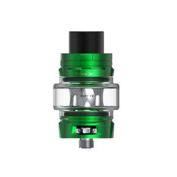 Clearomiseur Smoktech TFV8 Baby V2 vert