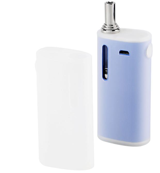 Étui de protection en silicone pour Eleaf iStick basic