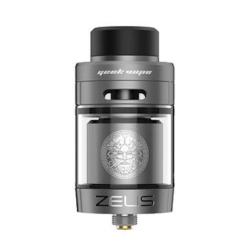 Le Zeus Dual RTA dans sa version 4ml