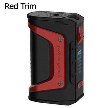 Box Geek Vape Aegis Legend 200 W black red