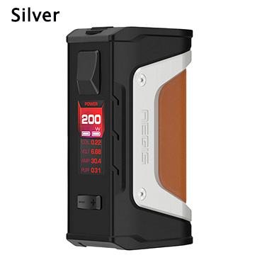 Modbox Geek Vape Aegis Legend 200 W silver