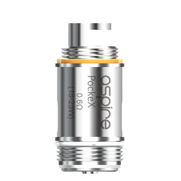 Résistance 0.6 Ohm pockeX compatible NautilusX