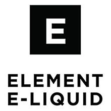 Les Eliquides Element sont des premiums fabriqués aux États-unis
