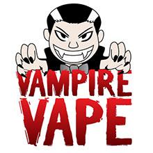 Vampire Vape la marque anglaise aux multiples récompenses
