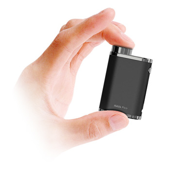 Batterie modbox Eleaf Pico, discrétion et polyvalence des modes de fonctionnement