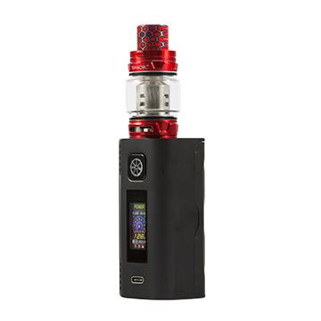 Mod box Asmodus Lustro noire et TFV12 Prince rouge