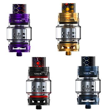 Clearomiseur Smoktech TFV12 prince et ses nombreuses couleurs disponibles