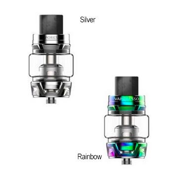 Clearomiseur Vaporesso SKRR coloris rainbow, silver