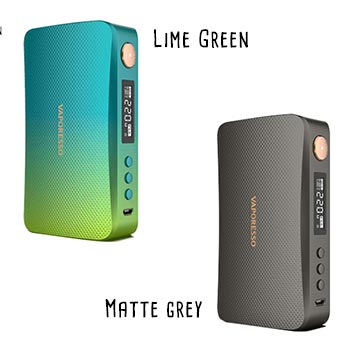 Box Gen-S 220W lime green ou matte grey