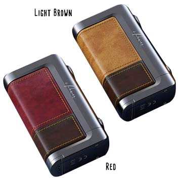 iStick Power 2C Red et Light Brown