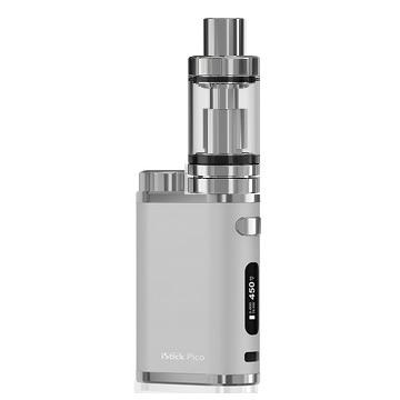 Pack ecigarette Eleaf Istick Pico métal et clearomiseur Melo3