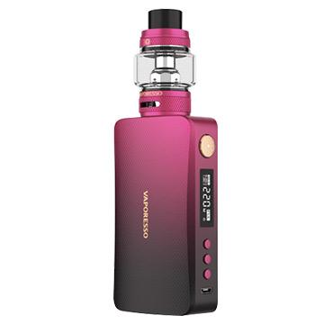 Box Gen S 220W et NRG-S Cherry Pink