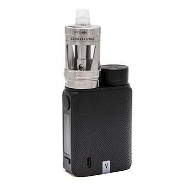 Modbox Swag-2 noire et Zenith Pro silver