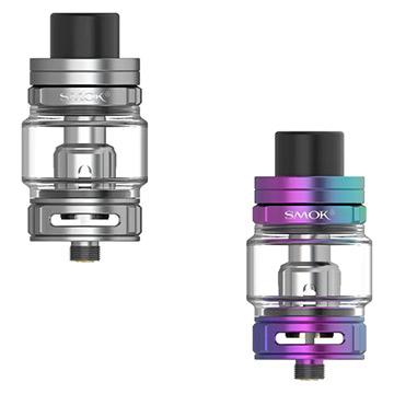 Smoktech TFV9 silver et rainbow