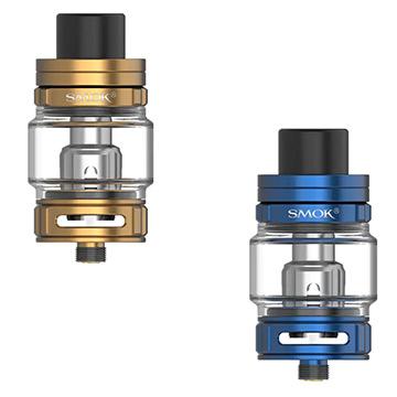 Smoktech TFV9 gold et bleu