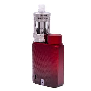 Swag-2 rouge et Zenith Pro silver