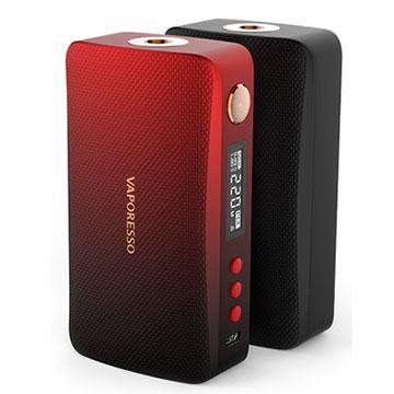 Modbox gen 220w Vaporesso : design sobre