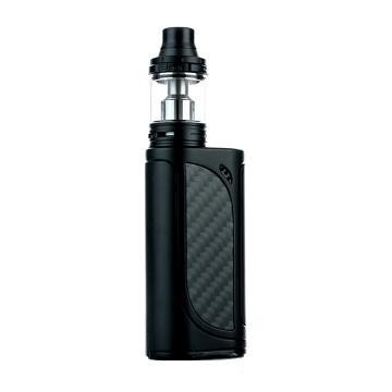 Pack ecigarette Eleaf iKonn220 Full Black et clearomiseur Ello