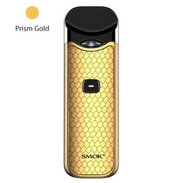 Nord Pod Smoktech 1100mAh prism gold