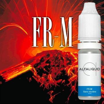e-liquide Alfaliquid Tabac FR-M goût Marlboro
