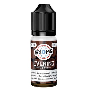 Booster Ekoms Evening Wood 18 mg/ml