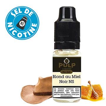 e-liquide Pulp Blond au miel noir aux sels de nicotine