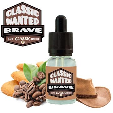 E-liquide Cirkus Classic Wanted Brave