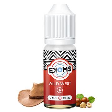 Ekoms Wild-West recharge cigarette arôme tabac