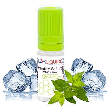 e-liquide Lorliquide Menthe polaire