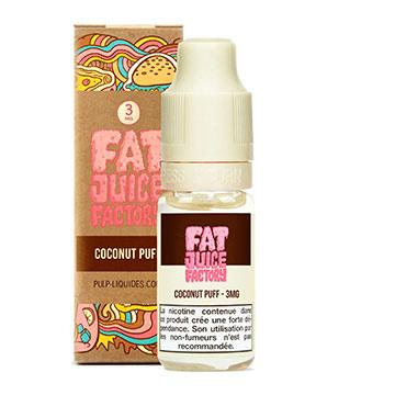 e-liquide Pulp Fat juice Coconut Puff