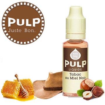 e-liquide Pulp tabac blond et miel noir