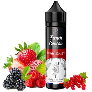 French cancan Fruits rouges 100% végétal