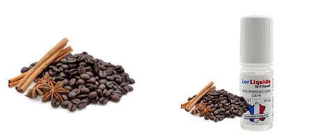 DIY Lorliquide arôme café pour fabriquer vous-même vos e-liquides préférés