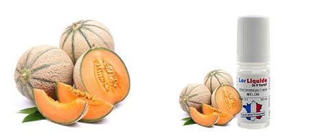 DIY Lorliquide arôme melon pour créer vos propres e-liquides