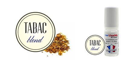 DIY Lorliquide arôme Tabac blond pour vos e-liquides personnalisés