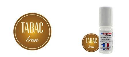 DIY Lorliquide arôme Tabac brun pour vos e-liquides personnalisés