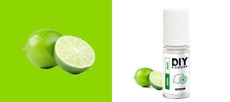 DIY French Touch par LFI arôme Citron vert pour vos e-liquides personnalisés