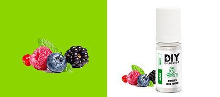 DIY French Touch par LFI arôme Fruits des bois pour vos e-liquides personnalisés