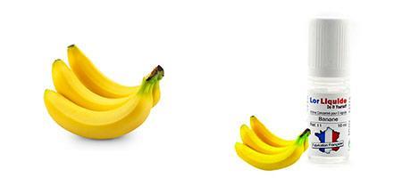 DIY Lorliquide arôme banane pour fabriquer vos eLiquides