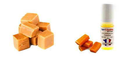 DIY Lorliquide arôme caramel pour fabriquer vos eLiquides