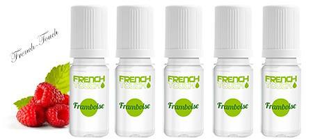 5 E-liquides Framboise pour un meilleur prix
