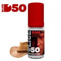 Eliquide tabac Dlice D50 Sam