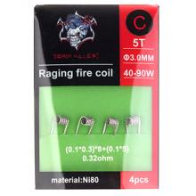 Demon Killer Raging Fire Coil 0.32ohms