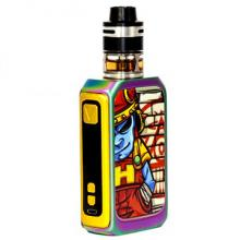 Mod box Vzone Graffiti et clearo Aspire Revvo