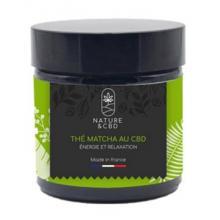 Thé Matcha Nature et CBD